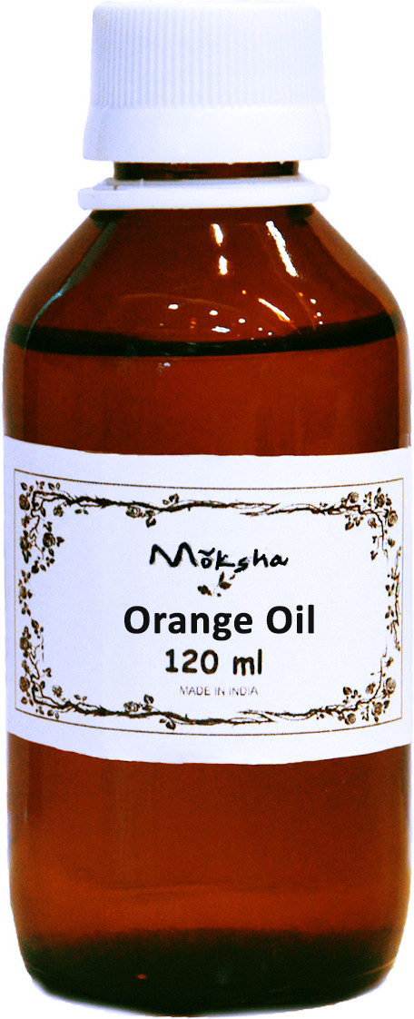 Moksha Orange Essential Oil(120 ml)