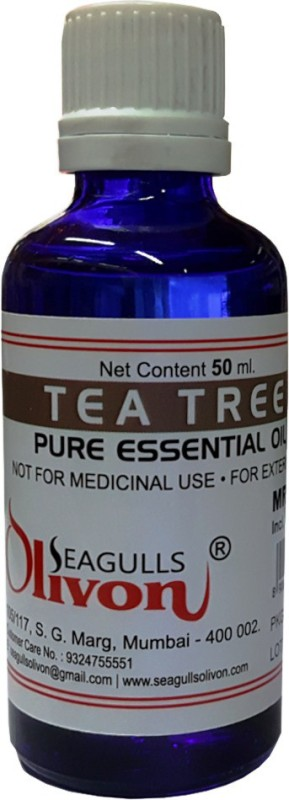 Seagulls Olivon Tea Tree Oil (Pure)(50 ml)