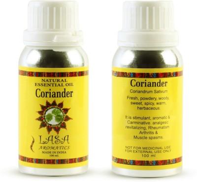 Lasa Aromatics essential oil coriander