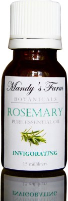 Mandy's Farm Pure Rosemary Essential Oil - All Natural!