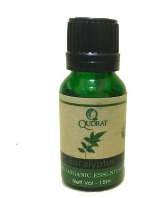 Qudrat Organics & Naturals Eucalyptus Essential Oil