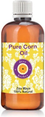 Deve Herbes Pure Corn Oil 100ml (Zea Mays)
