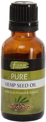 Finn Naturals 100% Pure Cold Pressed Hemp Seed Oil(30 ml)