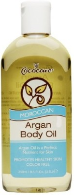 Cococare Moroccan Argan Body Oil