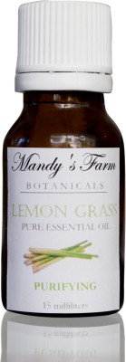 Mandy's Farm Pure Lemongrass Essential Oil - All Natural!