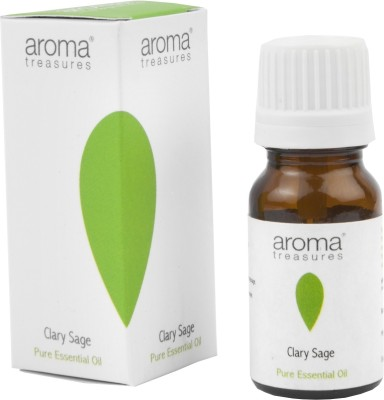 Aroma Treasures Clary Sage Pure Essential Oil