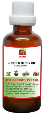 AOS Products 100% Pure and Natural Juniper Berry Oil(60 ml)
