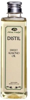 Aloe Veda Distil Sweet Almond Oil(200 ml)