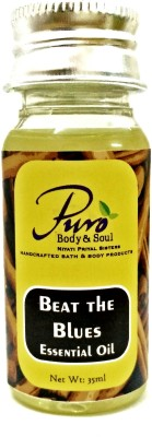 Puro Body & Soul Beat The Blues Essential Oil