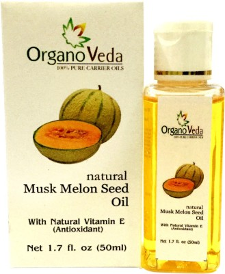 Organo Veda Pure Carrier musk Melon seed Oil