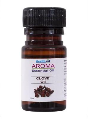 Healthvit Clove Oil (Laving Oil) 15ml