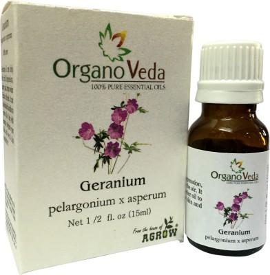 Organo Veda Geranium