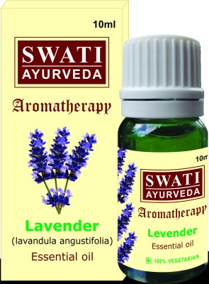Swati Ayurveda Essential Oil Lavender (Lavandula Angustifolia)