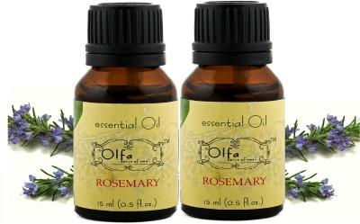 Olfa Rosemary Essential Oil Combo(Pack Of 2) 15ml+15ml