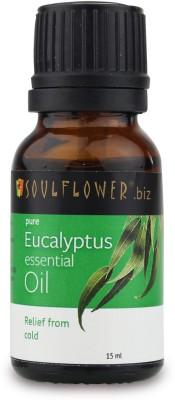 Soulflower Eucalyptus Essential Oil