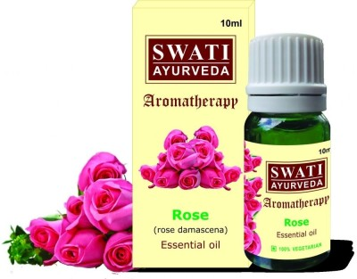 Swati Ayurveda Essential Oil Rose (Rose Damascena)