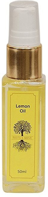 Roots And Above LEMON ESSENTIAL OIL(50 ml)