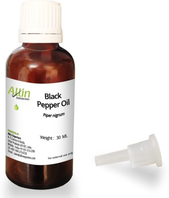 Allin Exporters Black Pepper Oil
