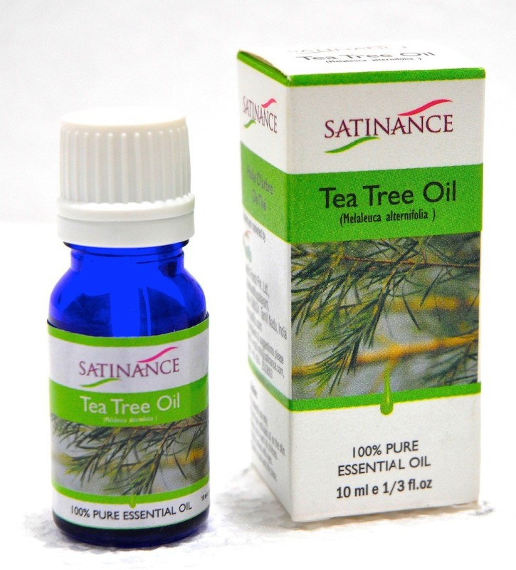 Satinance Tea Tree Oil(10 ml)