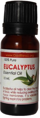 God Bless U EO-EUCALYPTUS-10ML