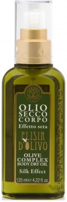 Erbario Toscano Organic Tuscan Olive Silk Effect Spray Oil