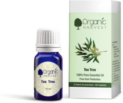 Organic Harvest Tea Tree Oil