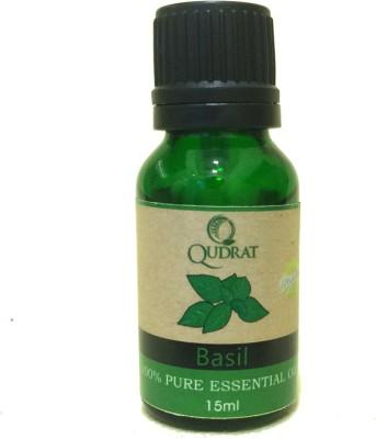 Qudrat Organics & Naturals Basil Oil