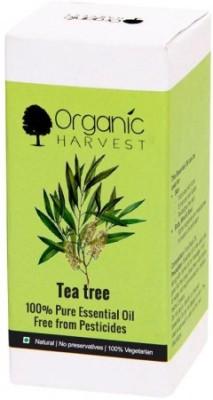 Organic Harvest Tea Tree Essential Oil