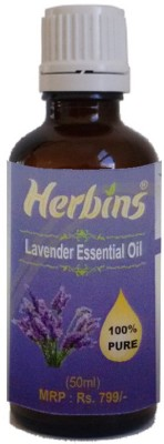 Herbins Lavender Essential Oil-50ml