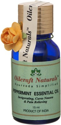 Oilcraft Naturals Peppermint Essential Oil