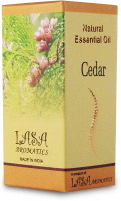 Lasa Aromatics Essential Oil Cedar