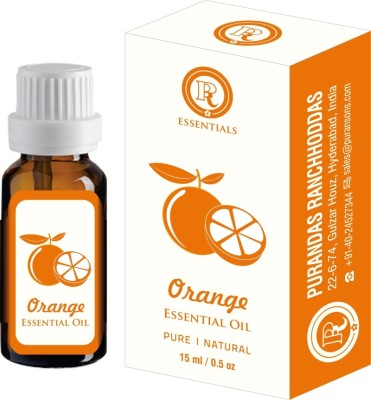 Purandas Ranchhoddas Prs Orange Essential Oil 15ml