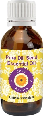 DèVe Herbes Pure Dill Seed Essential Oil 30ml - Anthem Graveolens
