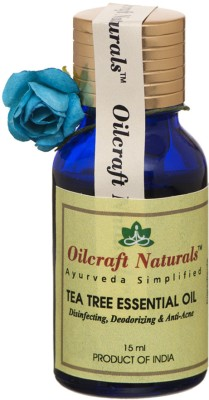 Oilcraft Naturals Tea Tree Essential Oil