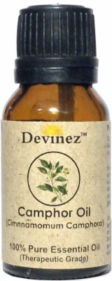 Devinez 15-2044, Camphor Essential Oil, 100% Pure, Natural & Undiluted
