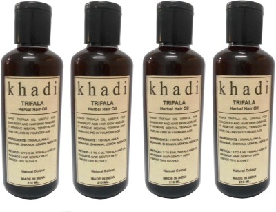 Khadi Herbal Trifala Hair Oil