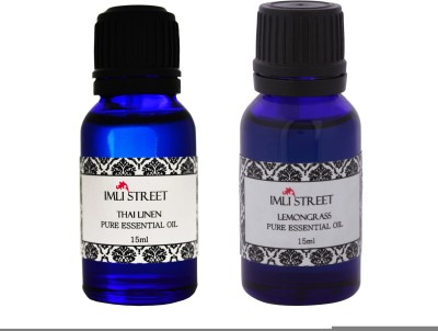 Imli Street Lemongrass & Thailinen Essential oil