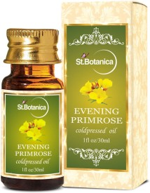 StBotanica Evening Primrose Pure Coldpressed Carrier Oil