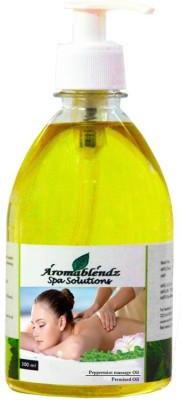 Aromablendz Peppermint Massage oil