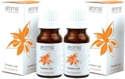Aroma Treasures Cinnamon Leaf essential oil (pack of 2)