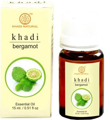 Khadi Bergamot Essential Oil(15 ml)