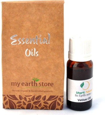 My Earth Store Vetiver Essential Oil