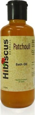 Hibiscus Herbals Patchouli Bath Oil