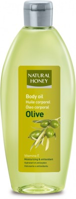 Natural Honey Body Oil Olive