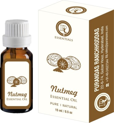 Purandas Ranchhoddas Prs Nutmeg Essential Oil 15ml