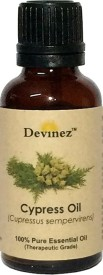 Devinez Cypress Essential Oil, 100% Pure, Natural & Undiluted, 50-2085(50 ml)