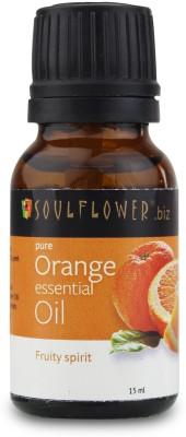 Soulflower Orange Essential Oil