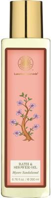 Forest Essentials Bath & Shower Oil Mysore Sandalwood