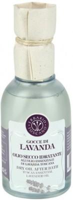 Erbario Toscano Italian Lavender Bloom Beautifying Body Spa Oil Spray