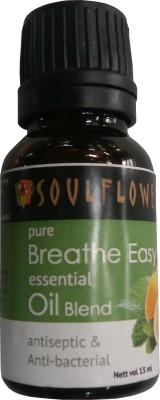 Soulflower Breathe Easy Essential Oil